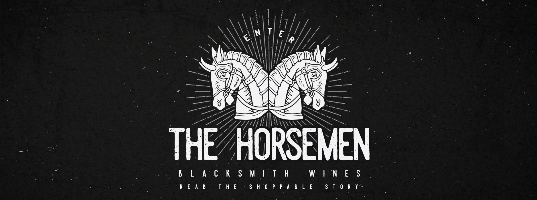 Enter The Horsemen | Blacksmith Wines | Glou Glou